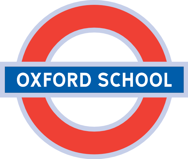 Oxford International School Retina Logo